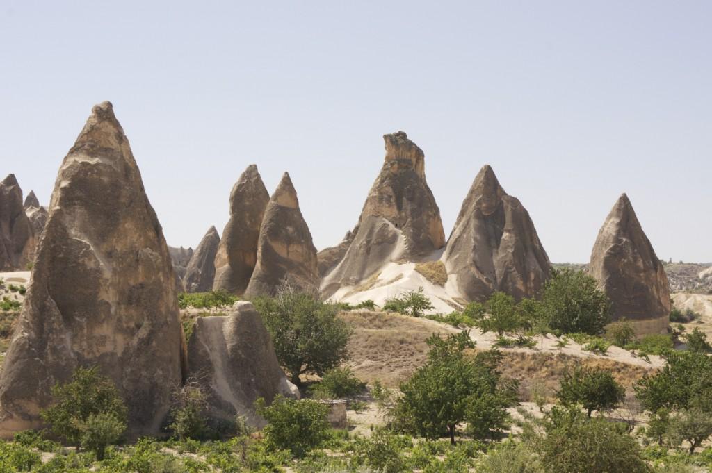 Cappadocia Caves