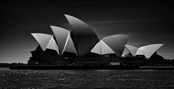 Sydney Opera House Full View
