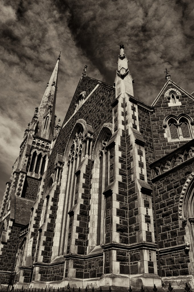 Church in Dunedin