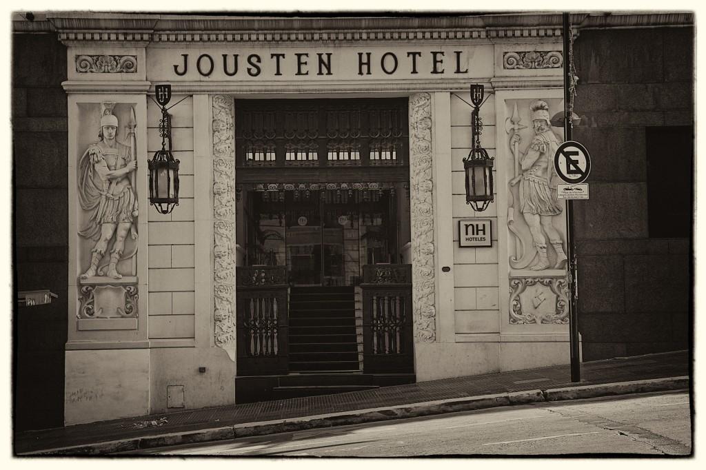 Jousten Hotel in Palermo