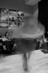 Tango dancer from the private show at We Are Tango in Buenos Aires
