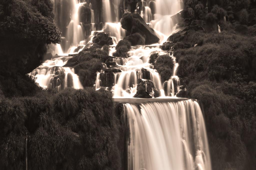 Iguazu close up